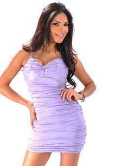 Al entregar la corona, la belleza latina se convirtió en una de las mode...