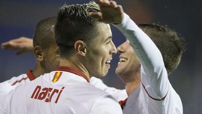 Sevilla se acerca a los Octavos de Final de la Champions.