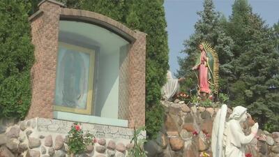 Se celebra la cuarta versión de 'Guadalupe en Verano' en el Cerrito de Tepeyac, en Des Plaines
