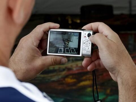 Una cámara fotográfica es siempre bien recibida, considere...