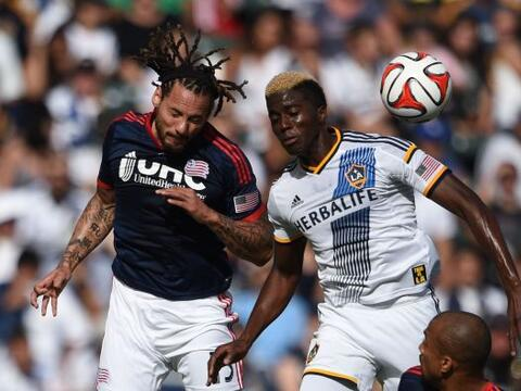 La rivalidad de la Copa MLS entre New England y Galaxy se reanuda para o...
