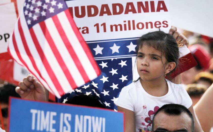 Trump había advertido durante la campaña que analizaría una reforma migr...