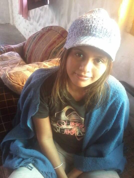 Paola Andreína Ramírez Gómez tenía 23 años. Como Moreno, falleció el pas...