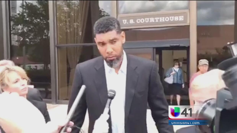 Sentencian a ex asesor financiero de Tim Duncan