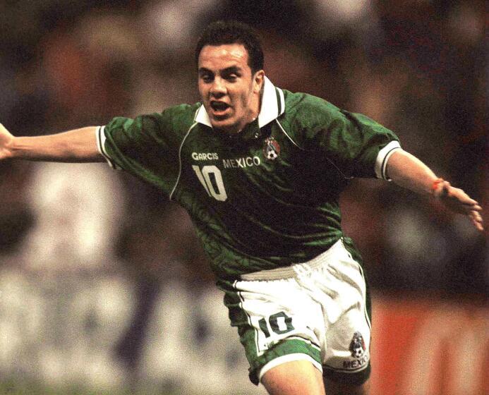 Así fue el título de México en la Copa Confederaciones de 1999 20161007_...