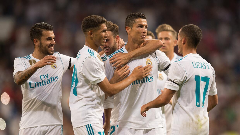 Real Madrid superó 2-1 a la Fiorentina
