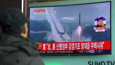 El pasado 12 de febrero, Corea del Norte realizó la prueba de un misil b...