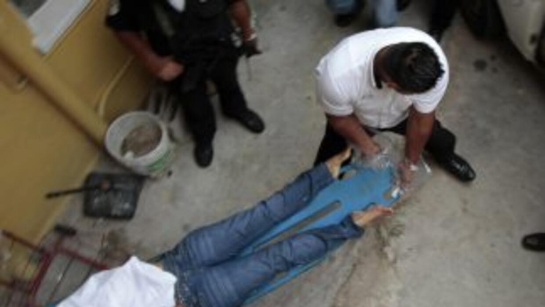 En las últimas semanas sicarios han matado en Acapulco a más de un cente...
