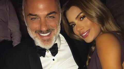 Gianluca Vacchi y Ariadna Gutiérrez solo estuvieron juntos por so...