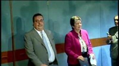 Secretaria de seguridad Interna Janet Napolitano
