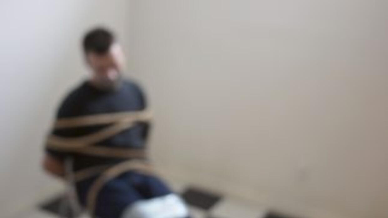 De acuerdo con los informes, Haugabook ideó un esquema de secuestro para...