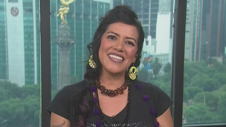 Lo que la cantante Lila Downs ya no quiere callar sobre México y Estados...