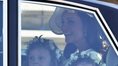 El gran desprecio de Kate Middleton a Meghan Markle en su boda: repite vestido (por cuarta vez)