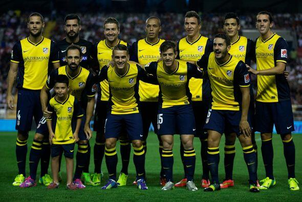 Si nada extraño ocurre, el equipo dirigido por Diego Simeone deberá avan...