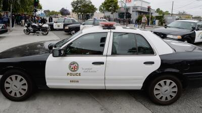 Patrulla LAPD