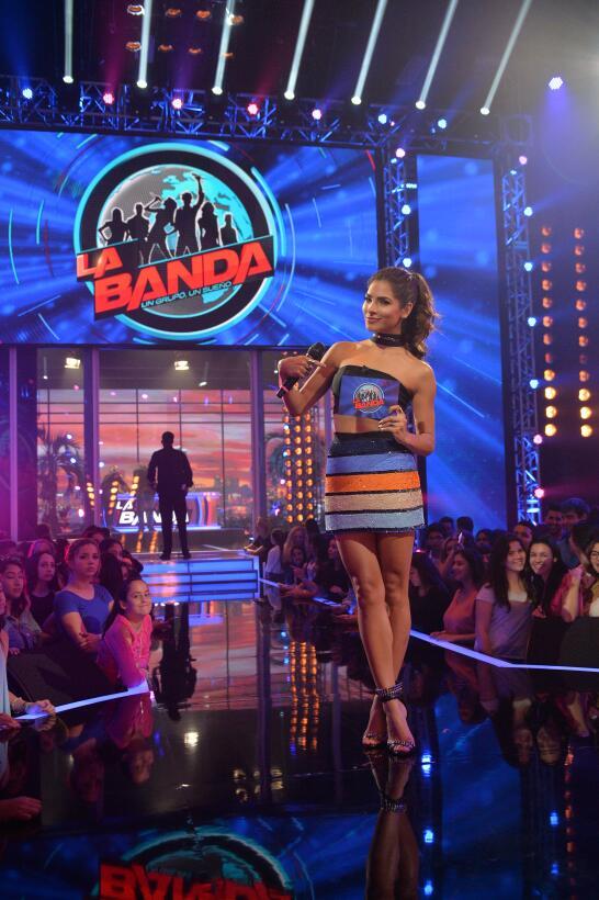 Alejandra, fabulosa en la segunda temporada de La Banda RV4_1244.JPG