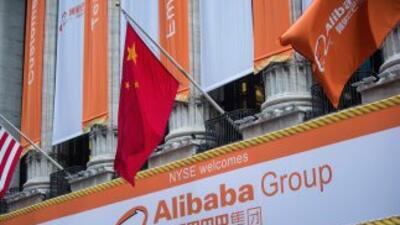 Alibaba había cerrado negocios por 3.100 millones de dólares en medio dí...