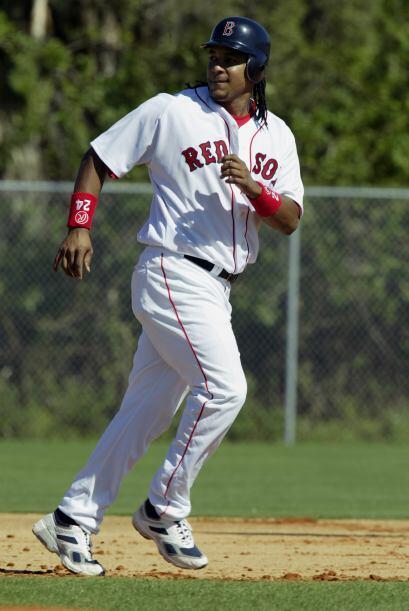 A pesar de su gran juego en la postemporada de 2003, los Red Sox perdier...