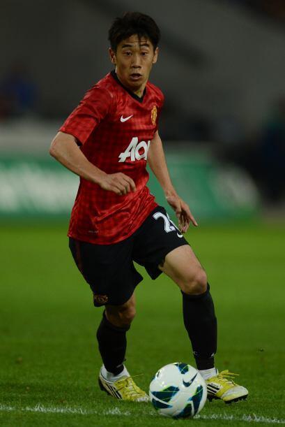 No costó tanto como Hazard, pero el japonés Shinji Kagawa fue la segunda...