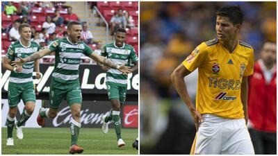 Tigres busca la revancha y Santos quiere hacerse respetar como campeón reinante