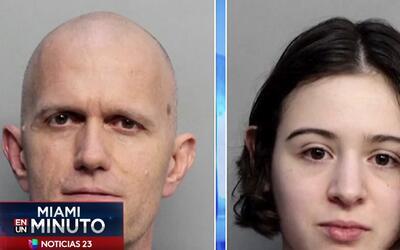 'Miami en un Minuto': envían a la cárcel a una pareja de esposos acusado...