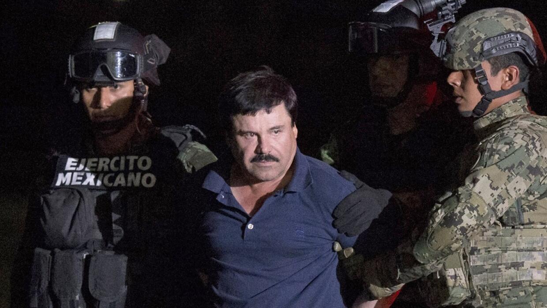 """Imágenes de Joaquín """"El Chapo"""" Guzmán tras su recaptura elchapo2_ap.jpg"""