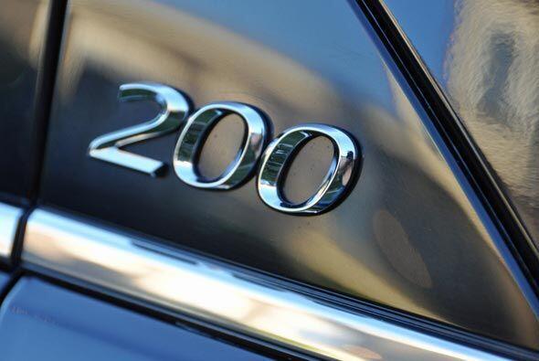 El 200 le da una nueva dimensión a la marca y le lanza hacia una nueva d...