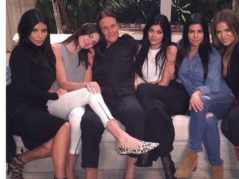 Kim Kardashian compartió en redes sociales esta imagen en la que...