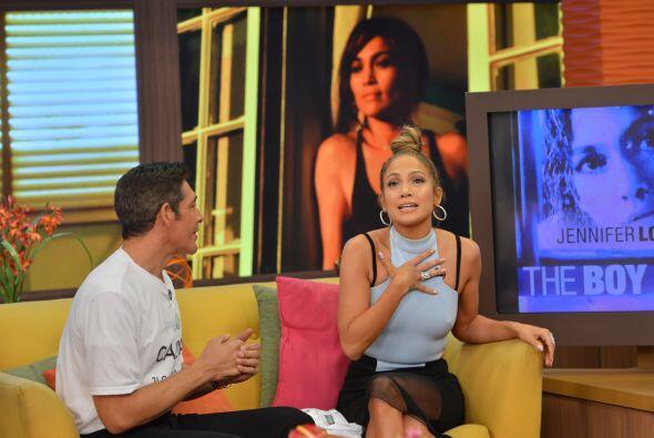 Y es que resulta que en su juventud, Jennifer Lopez fue fanática de Menudo.