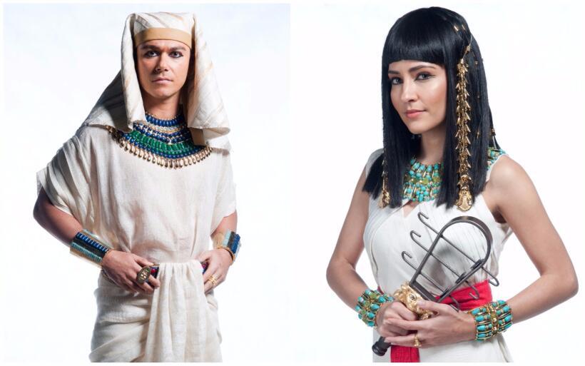 'José de Egipto' se lanza como cantante en 'El Gordo y La Flaca' Collage...