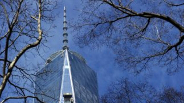 El edificio One World Trade Center de Nueva York.
