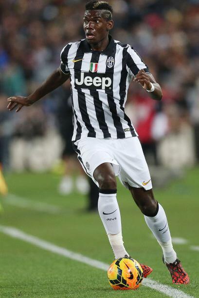 Pogba ha sido relacionado con varios grandes de Europa y la Juventus de...