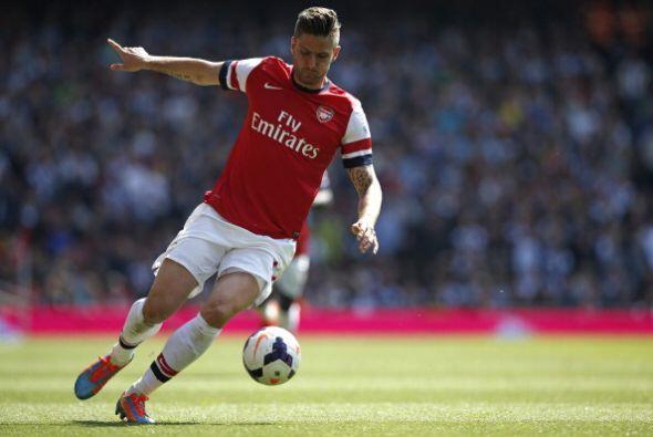 5. Arsenal: El equipo londinense ha clasificado a Champions por 16 años...