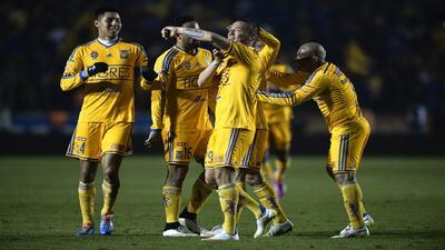 Tigres 3 – Pumas 0: Los de Ferreti gustan, rugen  y golean en casa