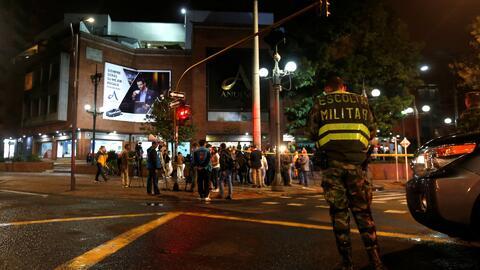 Tres son las hipótesis de las autoridades de Colombia sobre la explosión...