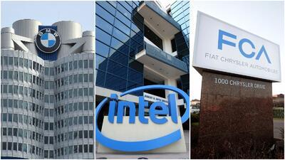 FCA se une a BMW e Intel en el desarrollo de tecnología de conducción au...