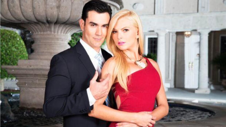 David Zepeda y Marjorie de Sousa protagonizaron con éxito la telenovela...