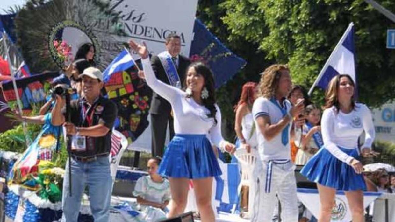 Ven al Desfile Centroamericano 2011, celebrando nuestra independencia, e...