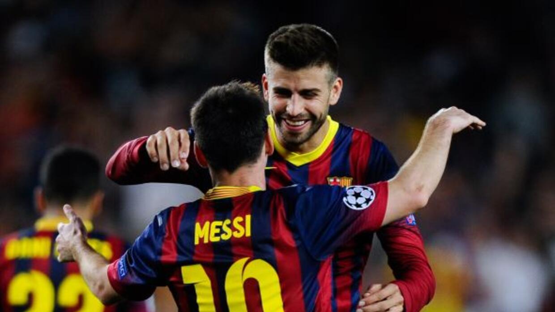 Messi pensará dos veces antes de subirse a un auto con el español.