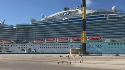 FBI investiga la muerte de una mujer a bordo de un crucero por el Caribe