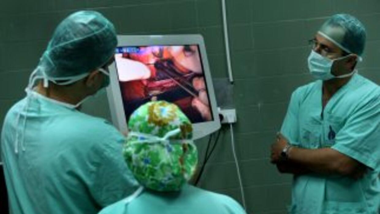 Con este sistema los médicos vigilarán en un circuito cerrado de video l...