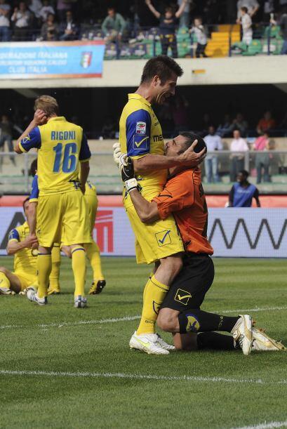 Los amarillos festejaron un sufrido triunfo por 1-0 con una única anotac...