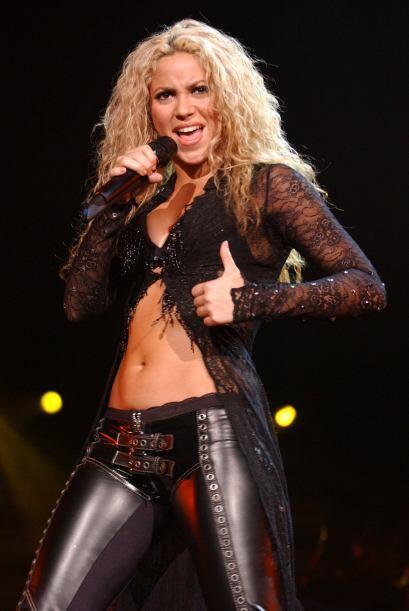 Para comenzar tenemos a la guapísima Shakira.Mira aquí los...