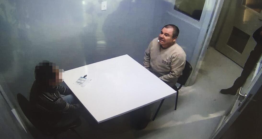 Traslado Chapo Guzmán