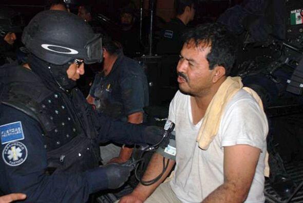Hace un año la policía rescató a dos periodistas se...