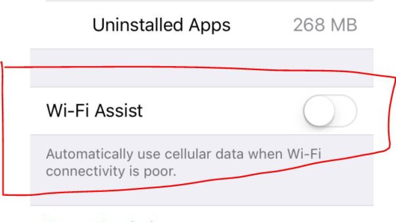 Wifi-Assist
