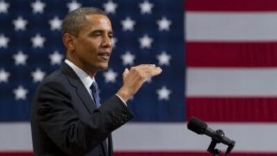 El presidente Barack Obama confía en que se llegue a una reforma migrato...