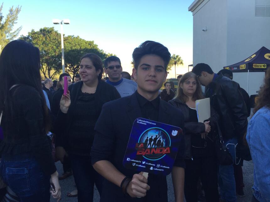 Miami audiciones La Banda