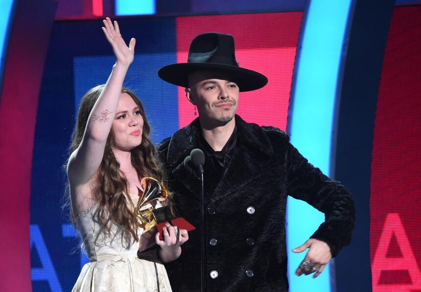ganadores Latin Grammy