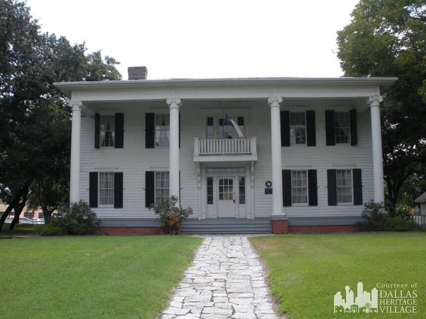 Dallas Millermore Mansion